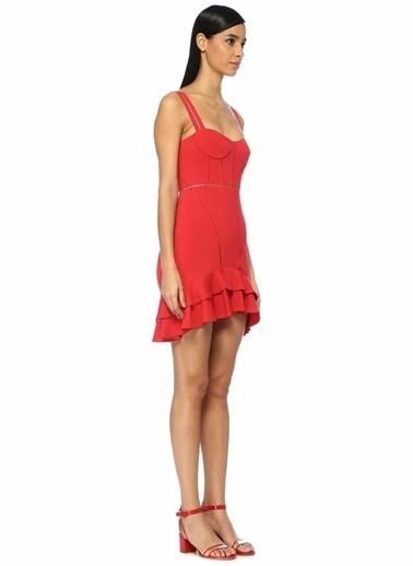 Jonathan Simkhai Elbise Kırmızı